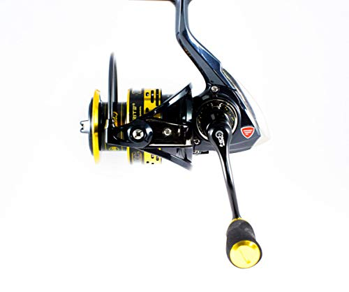 - Favorite Fishing USA- Jack Hammer Spinning Reel, 2000 series