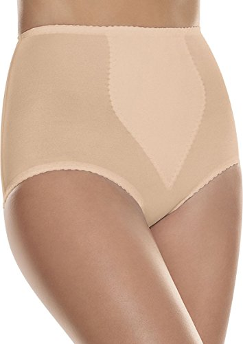 2-pack Light Control with Tummy Panel Brief_Light (Light Tummy Control Brief)