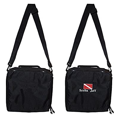 Scuba Diving Regulator Bag - Heavy Duty Padded Cover - Dive Gear