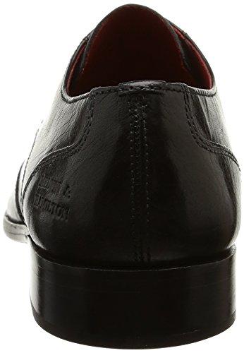 Melvin & Hamilton Toni 2 - Zapatos de Cordones de otras pieles hombre negro - Noir (Forum Black)
