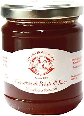 [スポンサー プロダクト]バラ・ジャム (Rose Jam) ピエトロ・ロマネンゴ(Pietro Romanengo)イタリア産