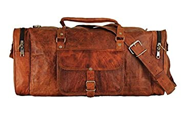 5c793b849a50 Amazon.com: Znt Bags Vintage Leather 24