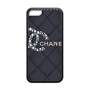 Zero Famous brand logo Chanel design fashion cell phone case for iPhone 5C