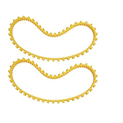 DOLPHIN Tracks Yellow Long (2 Pack) : Garden & Outdoor