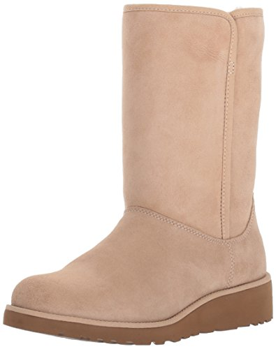UGG Women's Amie Winter Boot, Driftwood, 9 M US