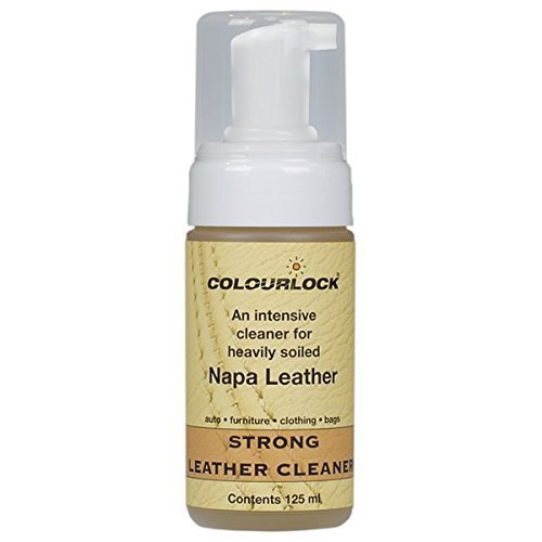Kit - COLOURLOCK Leather Fresh Dye Kit with Strong Cleaner – RangeRoverLandRover Parchment by Colourlock (Image #3)