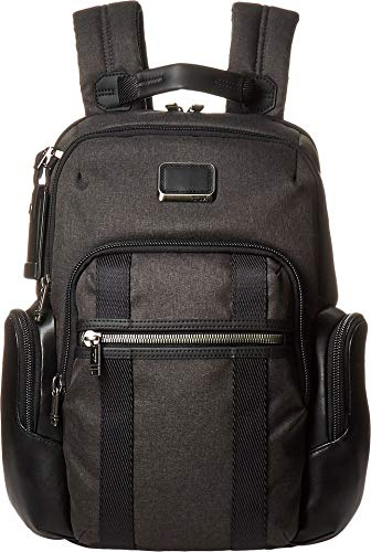 TUMI - Alpha Bravo Nellis Laptop Backpack - 15 Inch Computer Bag for Men and Women - Graphite