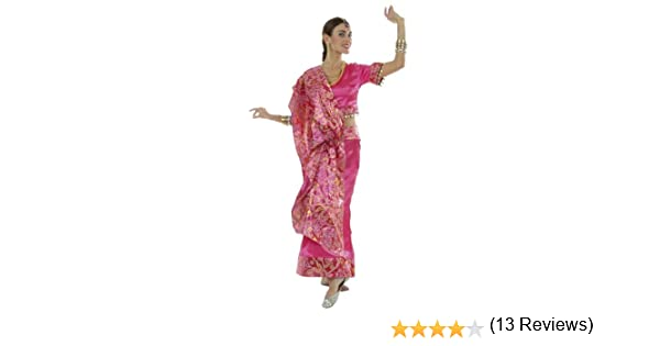 Cesar - Disfraz de bailarina india para mujer (adulto), talla 40 ...