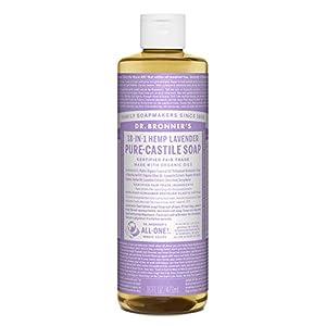 Dr. Bronner's Organic Lavender Pure-Castile ...