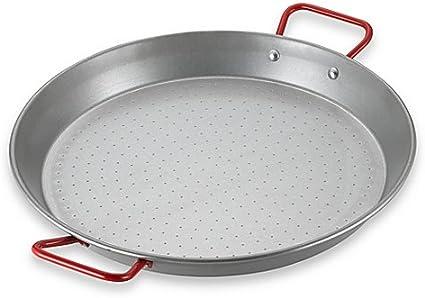 Dinamarca 15 pulgadas Paella Pan, Pan Se puede utilizar en el ...