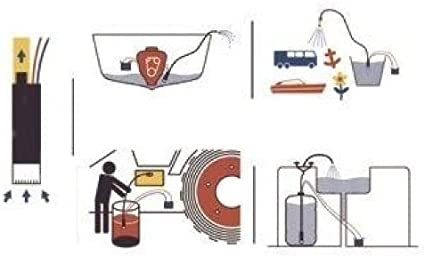 Amazon.com: Agua docooler Bomba de aceite Diesel Fuel ...