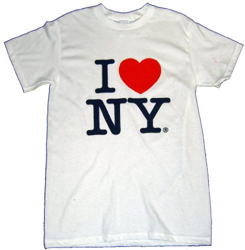 I Love NY T-Shirt - Size: Adult XX-Large - Color: - 20 I Grand