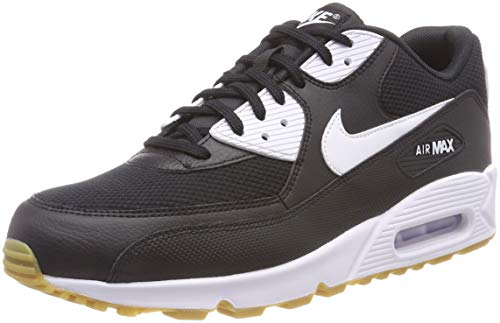 Scarpe Ginnastica Air Donna 90 Max Light NIKE 055 Brown Gum Black White White da Multicolore wdtTqYX