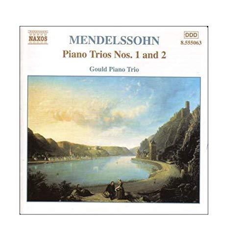 (Mendelssohn: Piano Trios 1 & 2)