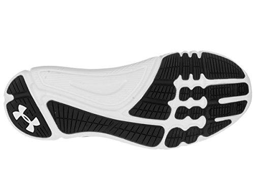 Under Armour Mens UA Speedform Apollo 2 Running Shoes Black/Black/White