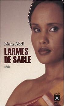 Larmes de sable par Abdi
