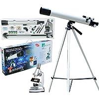 Lizer TWMP-0406 Teleskop Mikroskop Set