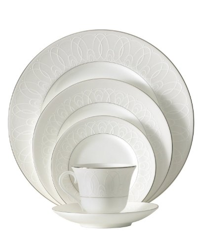 Waterford Ballet Icing Pearl 5-piece Place - China Setting Place Fine