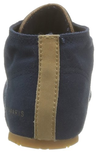 Paris mode Bleu mixte Baskets Eleven Bascan Navy adulte AtOCqAw6d