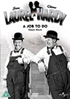 Laurel And Hardy - A Job To Do - Classic Shorts - No. 14 - Includes 'The Music Box'
