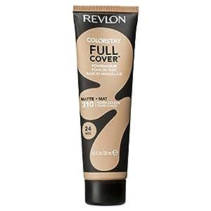 Revlon ColorStay Full Cover Foundation, 310 Warm Golden, 30ml