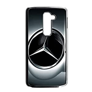 Benz sign fashion cell phone case for LG G2