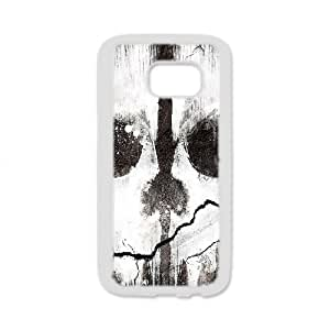 Custom Cover Case Fashion Call of duty Time For Samsung Galaxy S7 edge SXSWL948541