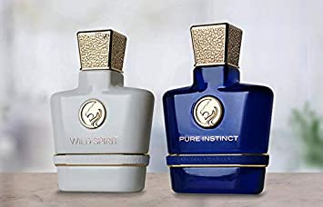 Wild Spirit for Women EDP 100mL Playful Fruity Floral Fragrance with a Warm Woody Finish by Artisan Swiss Arabian Oud Perfumes