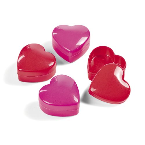 UPC 853031073693, Mini HeartShaped Containers (2 dz)