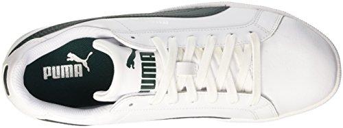 Puma Smash L, Sneaker Unisex Adulto, Bianco (Ponderosa Pine), 42.5 EU