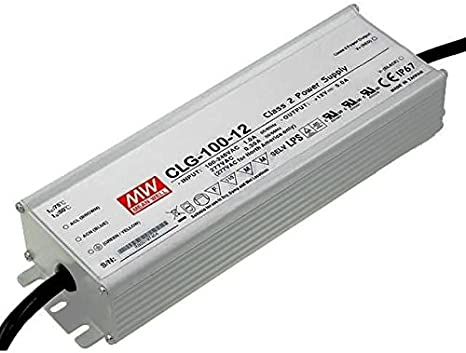 60W 24V 2.5A with PFC LED Power Supply Input Mean Well CEN-60-24 LED Power Supplies 90~295VAC 127~417VDC. Output