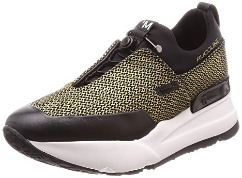 Nero Essentiel 38 122 Sneakers Space New Iron Rucoline Oro Donna wHFEqxF0