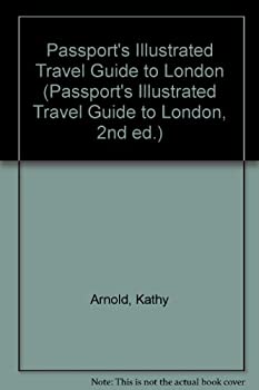 Passport's Illustrated Travel Guide to London (Passport's Illustrated Travel Guide to London, 2nd ed.) 0844290475 Book Cover