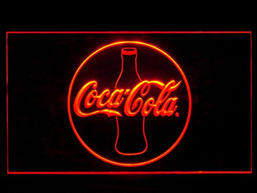 Coca Cola Coke Drink Soda Led Light Sign (Led Sodas Sign)