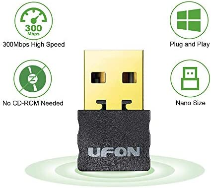 Adapter 300Mbps Desktop Wireless Network product image