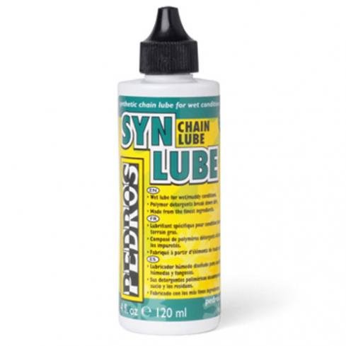 [Pedro's SynLube Chain Lube One Color, 4oz] (Pedros Syn Lube)