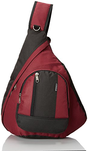 Burgandy Bag One Everest Size Sling Navy wvXUxTqS4