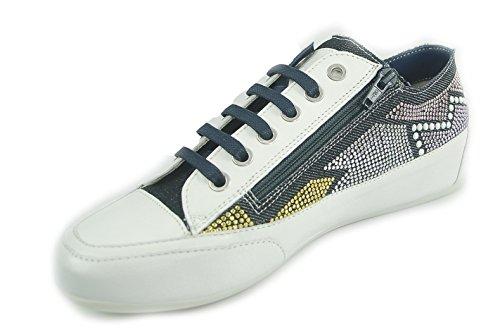 Candice Cooper - Zapatillas para mujer negro-blanco