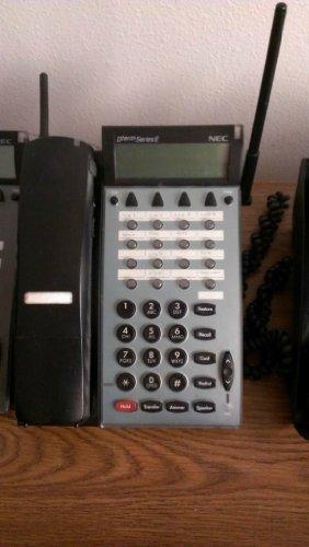 NEC Dterm Series E DTP-16HC-1 Cordless Phone w/Display pn-770065 NEC ()