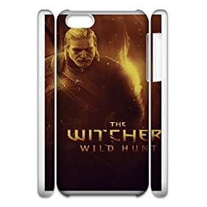 iPhone 6 Plus 5.5 Inch 3D Phone Case White The Witcher F6560829