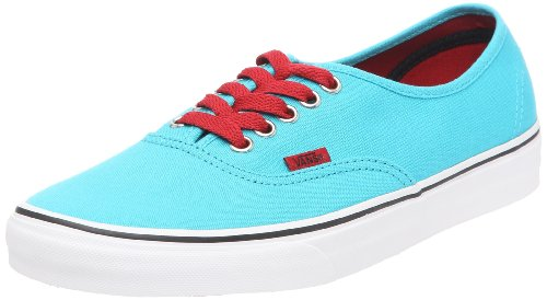 Vans Authentic, Zapatillas Unisex Adulto Turquesa