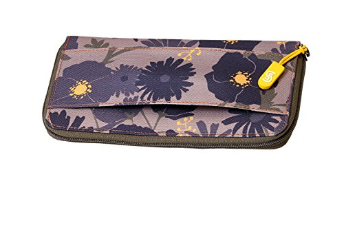 Wallets For Women Bi Fold Slim Small Clutch with Multi Credit Cards Slot Holder and Pocket Cute Girls Mobile Phone (Big Spender Wallet)