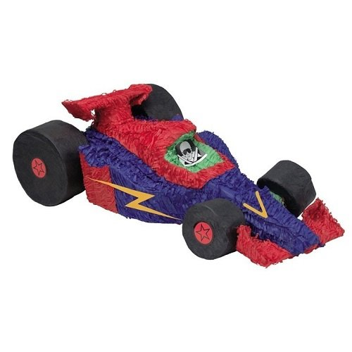 Racing Car Pinata - Amscan Pinatas Racing Cart