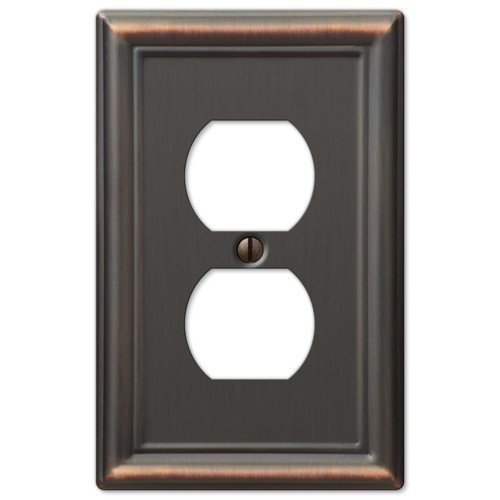 Decorative Switch Outlet Plates Rubbed product image