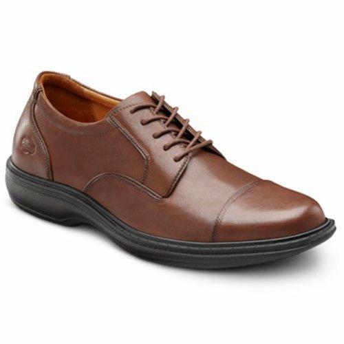 Buy chestnut dress shoes - 9