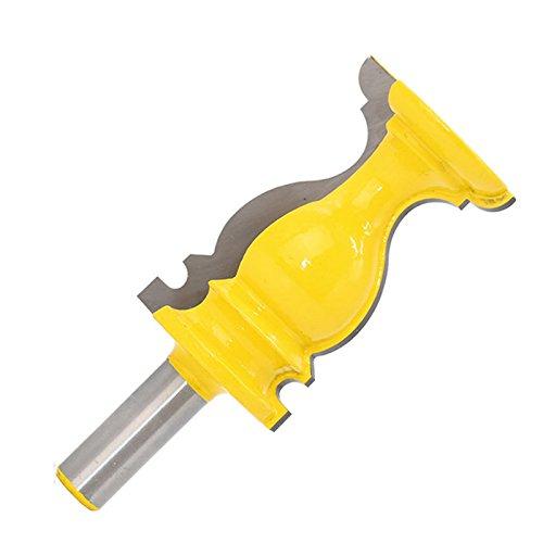 1//5,1/cm gambo fresa legno macchina per incidere lavorazione del legno taglierina porta bracciolo maniglia pizzo battiscopa Lines Tools