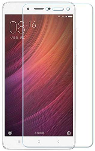 BK Jain Accessories Tempered Glass for Xiaomi Redmi 4x, Xiaomi Redmi 4x Tempered Glass, Xiaomi Redmi 4x Screen Guard (One Tempered Glass)