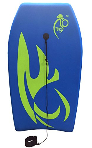 Bo-Toys Body Board Lightweight with EPS Core (BLUE, 41-INCH) (Pro Boogie Boards compare prices)