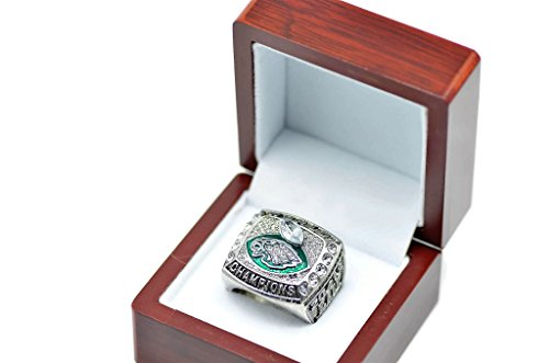2018 EAGLES SUPERBOWL REPLICA RING (WENTZ) (2018 Super Bowl Ring)