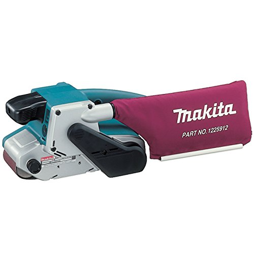 Makita 9902 8.8 Amp 3-by-21-Inch Belt Sander with Cloth Dust Bag (Discontinued by Manufacturer)
